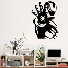 The Avengers Super Hero Art Wall Sticker Kids Boy Room Decor Decals Removable 1