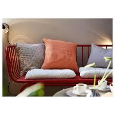 ikea brusen red sofa outdoor ikea