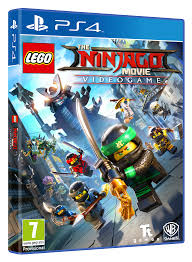 Buy LEGO The Ninjago Movie: Videogame - PlayStation 4 - English ...