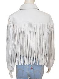 day off sloane peterson white jacket