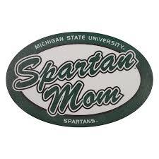 6 Msu Mom Decal Campus Den