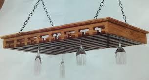 tulsi arts hanging wine glass racks