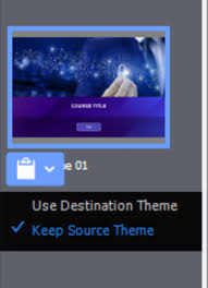 destination theme qsp slides