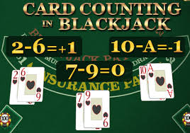 blackjack with hi lo card counting