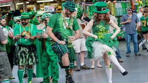 St. Patrick's Day in Las Vegas