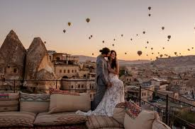 Wedding Photography Workshop in Cappadocia | Tali Photography
