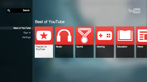 YouTube for Google TV – (Android Apps) — AppAgg
