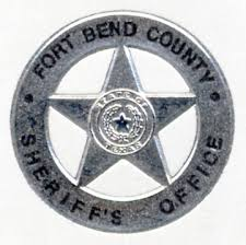 fort bend county sheriff silver badge