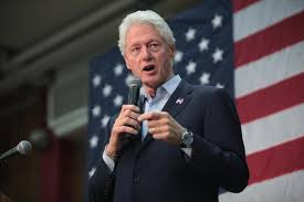 Former POTUS Bill Clinton Does Labor Day Detroit Stop-By | WEMU