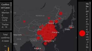 Coronavirus, la mappa del contagio in tempo reale - Tgcom24
