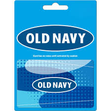 old navy gift card shoes clothing