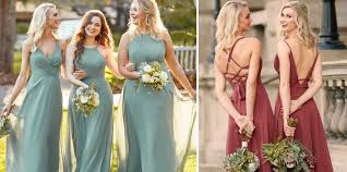 the best colors for 2020 bridesmaids