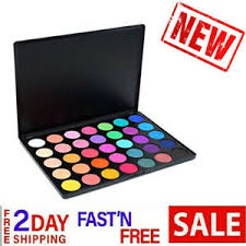 morphe pro 35 color eyeshadow makeup