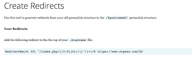 wordpress index php url redirection issue