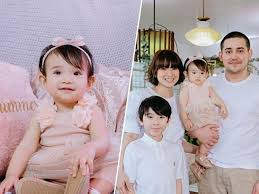 IN PHOTOS: Paolo Contis and LJ Reyes celebrate daughter's first birthday