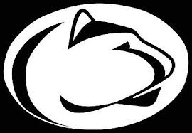 Penn State Nittany Lions Logo Car Decal Vinyl Sticker White 3 Sizes Ebay