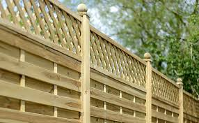 How To Put Up A Panel Fence Ideas Advice Diy At B Q