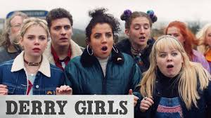 Derry Girls | Bomb Squad Arrives - YouTube