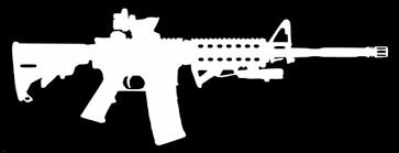 Xm15 Ar 15 Gun Decals Assault Rifle Ar15 Bushmaster Sticker For Sale Online Ebay