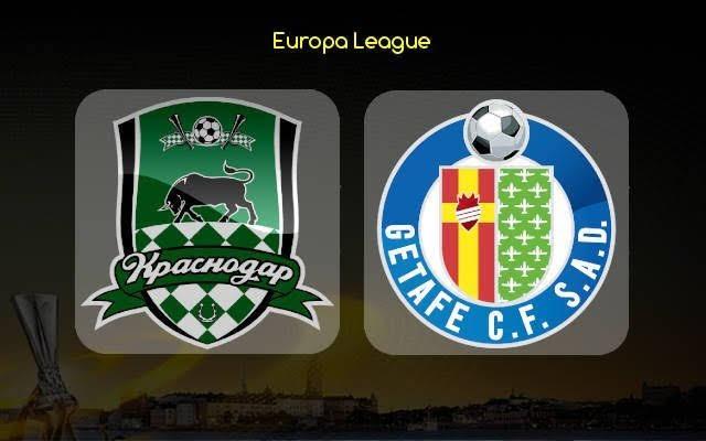 """Hasil gambar untuk Getafe vs Krasnodar"""""""