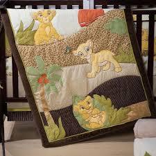 lion king bedding set 7 piece lion