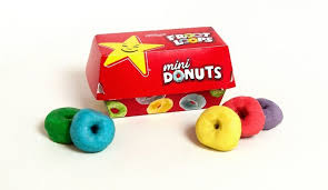 froot loops mini donuts are back at