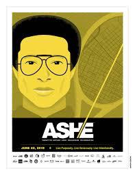 Aaron Gibson — Arthur Ashe Boulevard