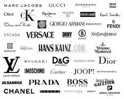 name brand clothes and shoes are
