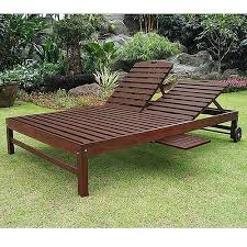 wooden chaise lounge chair plans sign