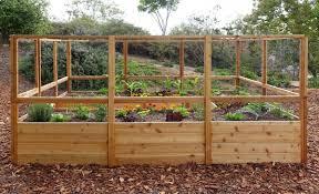 8 X12 Complete Vegetable Garden Kit Deer Proof Gardens To Gro