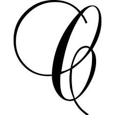Letter N Wall Decal Monogram Wall Art Lettering Wall Decals