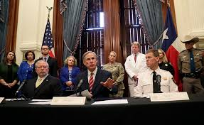 Greg Abbott Delays and Defers COVID-19 Response - The Texas Observer