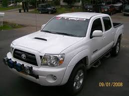 Trd Front Window Decal Tacoma World