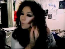 80 s old chola makeup tutorial