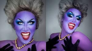 ursula makeup tutorial 31 days of