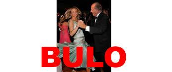No, esta foto de Corinna Larsen y el rey emérito Juan Carlos I ...