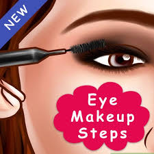 eye makeup steps by s hussain