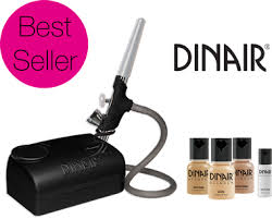 dinair airbrush makeup kit in india