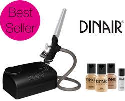 dinair makeup airbrush kit saubhaya
