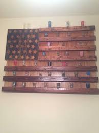 awesome shot glass shelf rack e bay 28