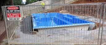 Temporary Pool Fence Hire Tel 0410 459 901