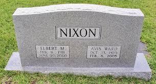 Avis Ward Nixon (1919-2005) - Find A Grave Memorial