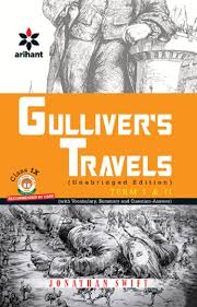 gulliver s travels cl 9th