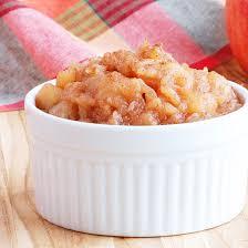 sugar free paleo cinnamon applesauce