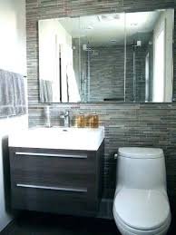 bathroom mirrors cabinets recessed