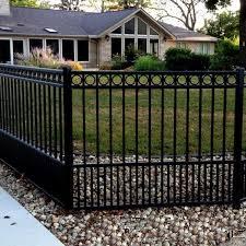 China Aluminum Fencing Steel Fence Puppy Dog Pet Fence Metal Fence With Rings China Aluminum Fence Dog Fence