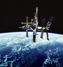 Russia's Mir space station is ...