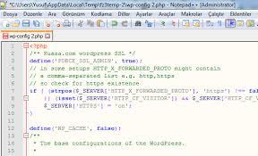 wordpress wp admin giriş sorunu