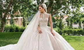the elie saab wedding dress everyone is