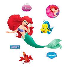 Fathead Disney Ariel Wall Decal Reviews Wayfair